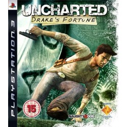 PS3 Uncharted - Drakes Fortune (used)