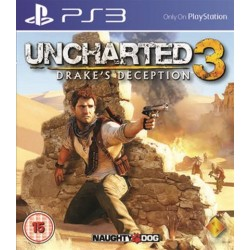 PS3 Uncharted 3: Drakes Deception (ελληνικό)(NEW)