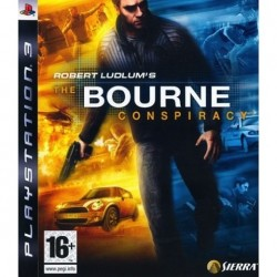 PS3 Bourne Conspiracy (used)