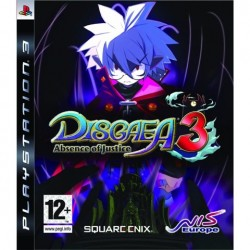PS3 Disgaea 3: Absence Of Justice (used)