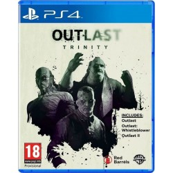 PS4 OUTLAST TRINITY (EU)