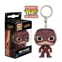 POCKET POP! FLASH - THE FLASH VINYL FIGURE KEYCHAIN