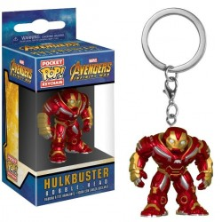 Pocket POP! Avengers Infinity War - Hulkbuster Bobble-Head Figure Keychain