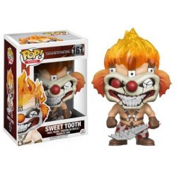 POP! GAMES: TWISTED METAL - SWEET TOOTH no161 VINYL FIGURE