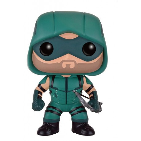 POP! TELEVISION: ARROW - THE GREEN ARROW no348 VINYL FIGURE