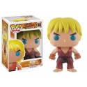 POP! GAMES: STREET FIGHTER KEN no138 VINYL FIGURE