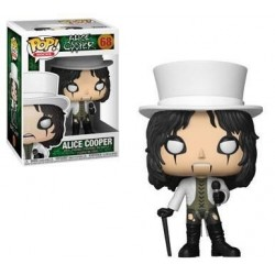 POP! Rocks: Alice Cooper no68 Vinyl Figure