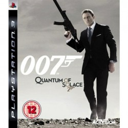 PS3 007 - Quantum of Solace (used)