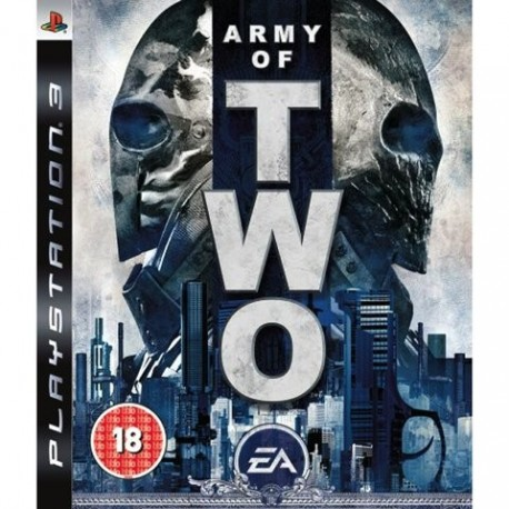 PS3 Army of Two (used)