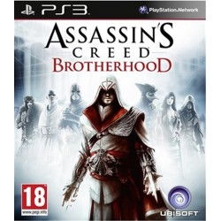 PS3 Assassin's Creed Brotherhood (used)