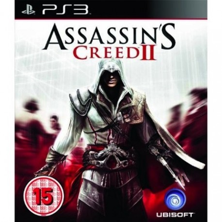 PS3 Assassin's Creed II, 2 (used)