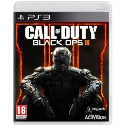 PS3 Call Of Duty Black Ops III (used)