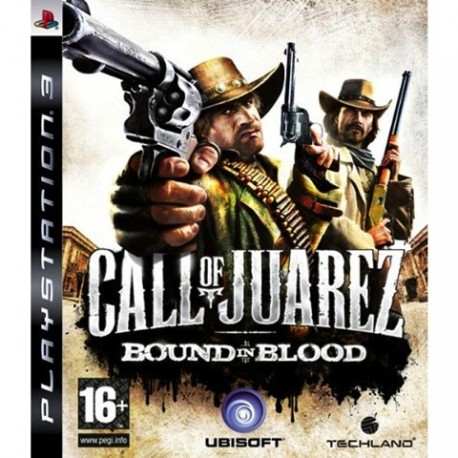 PS3 Call of Juarez - Bound In Blood (used)