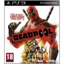 PS3 Deadpool (used)