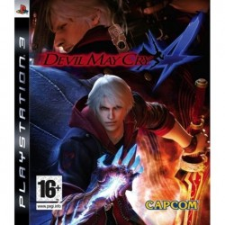 PS3 Devil May Cry 4 (used)