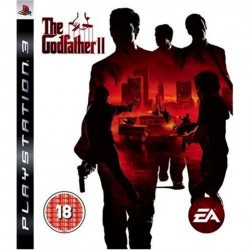 PS3 Godfather 2 (used)