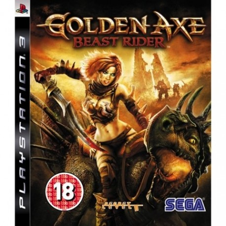 PS3 Golden Axe: Beast Rider (used)
