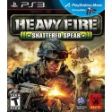 PS3 Heavy Fire Shattered Spear (used)