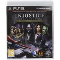 PS3 Injustice Gods Among Us: Ultimate edition (used)