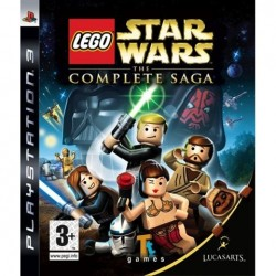 PS3 Lego Star Wars - The Complete Saga (used)