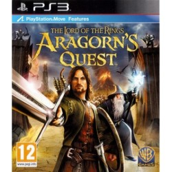 PS3 Lord Of The Rings, Aragorn's Quest (used)