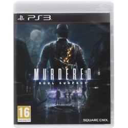 PS3 Murdered: Soul Suspect (used)