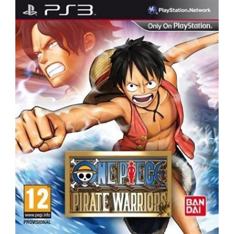 PS3 One Piece: Pirate Warriors (used)