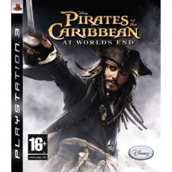 PS3 Pirates of the Caribbean - At Worlds End (used)