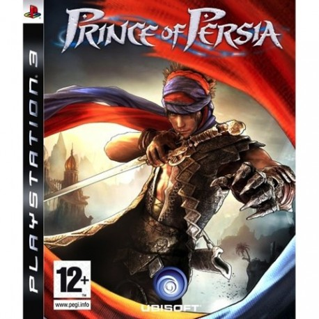 PS3 Prince Of Persia (2008) (used)