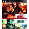 PS3 Rainbow Six Vegas 2, Ghost Recon WF2 (used)