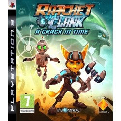 PS3 Ratchet & Clank: A Crack In Time (used)