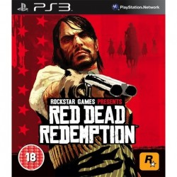 PS3 Red Dead Redemption (used)
