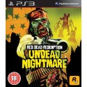 PS3 Red Dead Redemption Undead Nightmare (used)