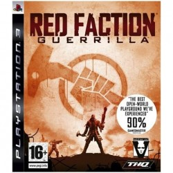 PS3 Red Faction: Guerilla (used)