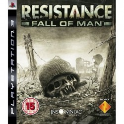 PS3 Resistance: Fall of Man (used)