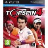 PS3 Top Spin 4 (used)