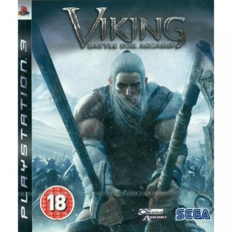 PS3 Viking: Battle For Asgard (used)