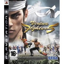 PS3 Virtua Fighter 5 (used)