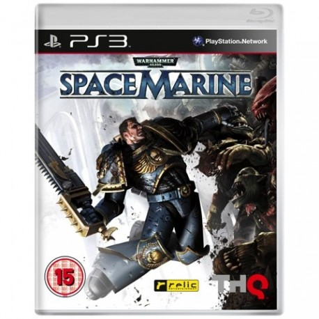 PS3 Warhammer 40K: Space Marine (used)