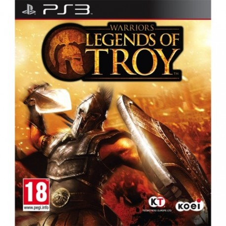 PS3 Warriors - Legends of Troy (used)