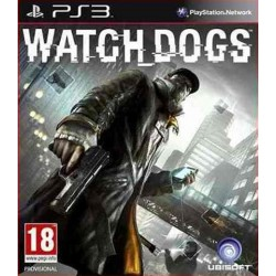 PS3 Watch Dogs (used)