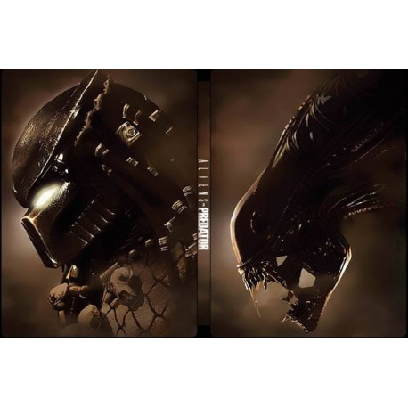 PS3 Aliens Vs Predator Steelbook (Hunter Edition) (used)