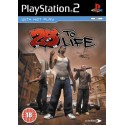 PS2 25 To Life (used)