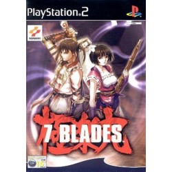 PS2 7 Blades (used)