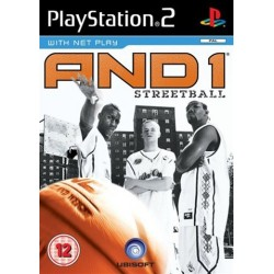 PS2 And1 Streetball (used)