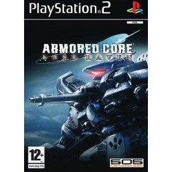 PS2 Armored Core - Last Raven (used)