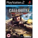 PS2 Call Of Duty 2 - Big Red One (used)