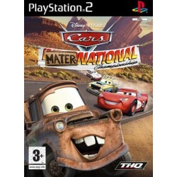 PS2 Cars - MaterNational (used)