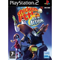 PS2 Chicken Little - Ace In Action (used)