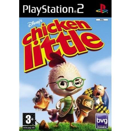 PS2 Chicken Little (used)